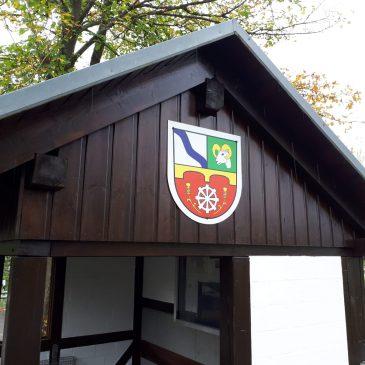 Wappen jetzt auch in Widderstein
