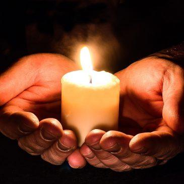8. Dezember: Ein Licht geht um die Welt