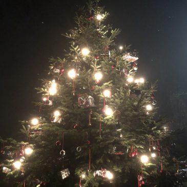 Weihnachtsbaumschmücken 2019